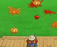 Игры стрелялки:История урожая