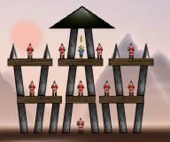 Игры для мальчиков:Разрушитель замков: Перестрой и уничтожь!
