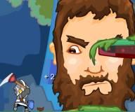 Игры для мальчиков:Ультрамен против зла