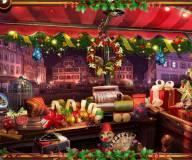 Игры на Новый год:Поиск предметов на Новый год