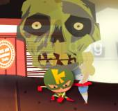 Игры про зомби:Пипец против зомби