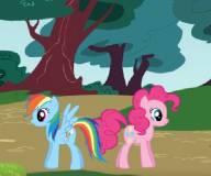 Пони:Пинки Пай собирает кексы
