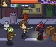 Игры про зомби:Земля мертвых 2