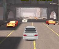 Игры гонки:Дорожные бандиты