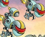 Роботы:Робот бегун
