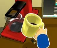 Игры для мальчиков:Симулятор кофе 2015