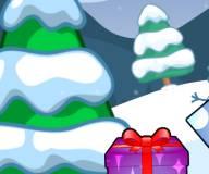 Игры на Новый год:Построй башню из подарков