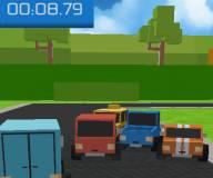Майнкрафт:Майнкрафт гонки