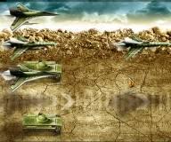 Военные:Гнев войны