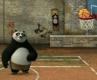 кунг-фу панда:Баскетбол с пандой По