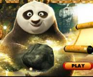 кунг-фу панда:Камень, ножницы, бумага