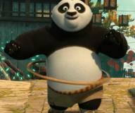 кунг-фу панда:Панда крутит хулахуп