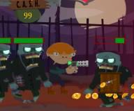 Игры про зомби:Взорви зомби