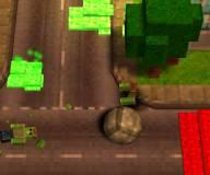 Игры про зомби:Камень против зомби