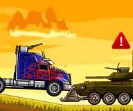 Игры для мальчиков:Трансформеры восстание Гальватрона