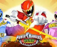 Могучие рейнджеры самураи:Могучие рейнджеры: Дино Заряд