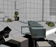 Игры стрелялки:Пиксельная война