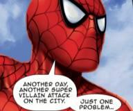 Игры для мальчиков:Враги Человека-паука