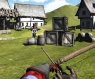 Игры для мальчиков:Лучник навсегда