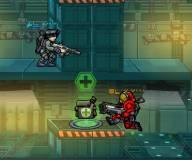 Игры для мальчиков:Герои ударного отряда 3