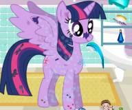 Пони:Грязная Твайлайт Спаркл