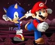 Соник:Соник спасает Марио 2