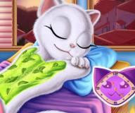 Говорящий кот:День в спа с Анжелой