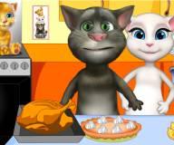 Говорящий кот:Семья Тома и Анжелы
