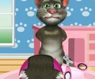 Говорящий кот:Ухаживать за котом Томом