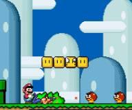 Игры Марио:Супер Марио кроссовер 3
