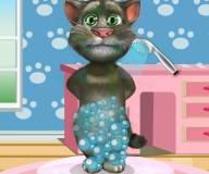 Говорящий кот:Забота о коте Томе