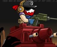 Игры про зомби:Танк против зомби 2