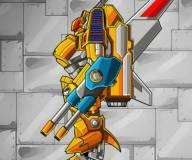 Трансформеры:Боевой робот трансформер